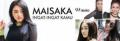 Maisaka Bintang Tamu Dahsyat RCTI 16 Maret 2016