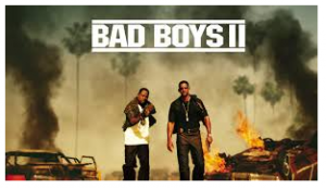 bad boys 2 cover poster