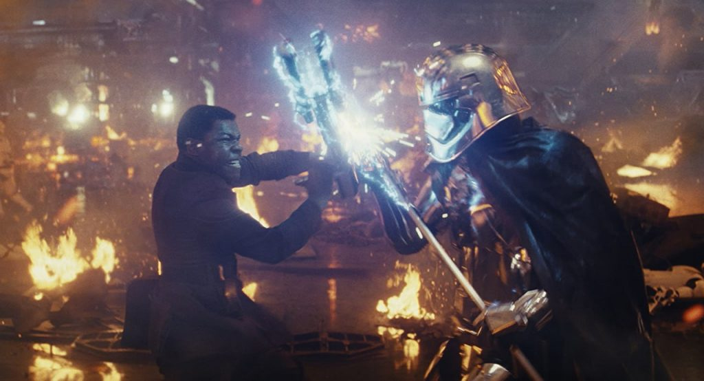 Star Wars The Last Jedi Berjaya Di Puncak Box Office