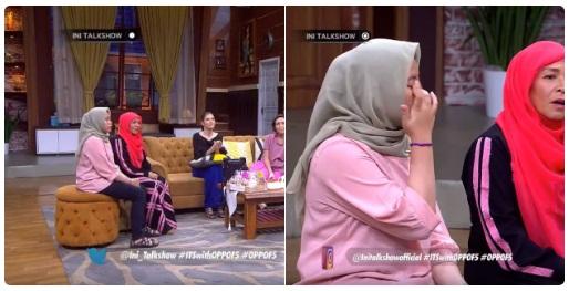 Bintang Tamu Ini Talkshow 22 Desember 2017 ibu Ella