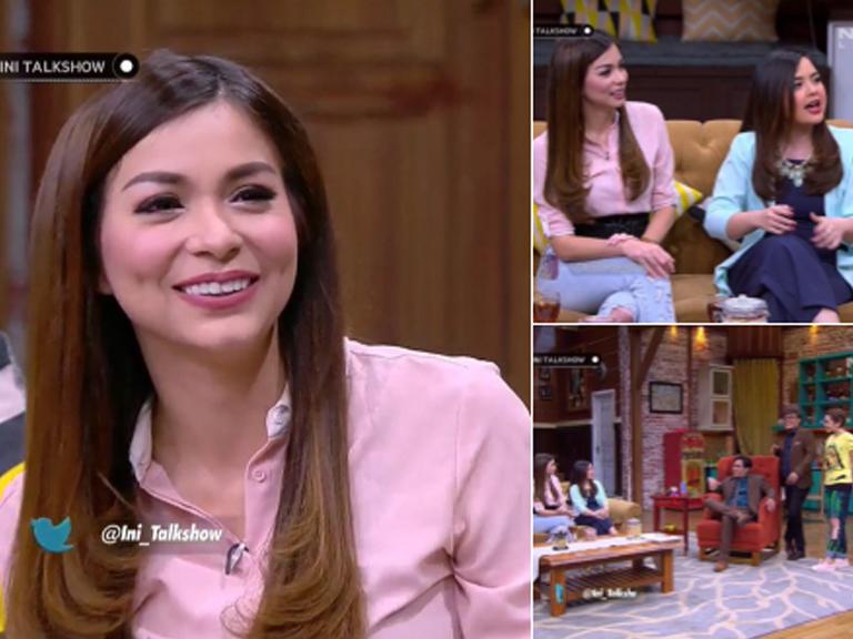 Bintang Tamu Ini Talkshow Semalam 28 Desember 2017 - Jadwal TV