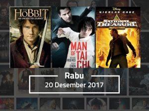Jadwal Acara Tv Rabu 20 Desember 2017